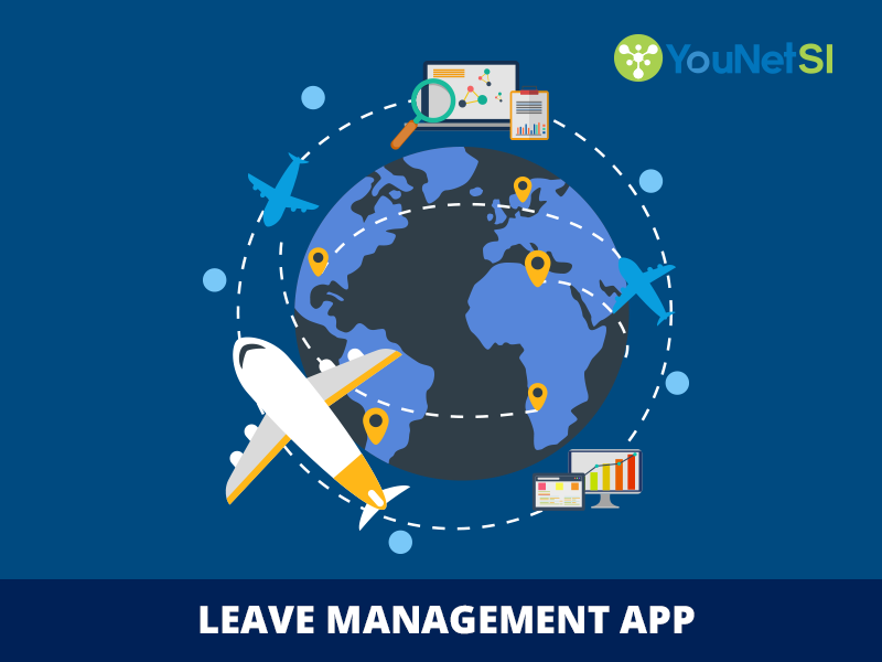 MEET THE NEW LEAVE MANAGEMENT APP!